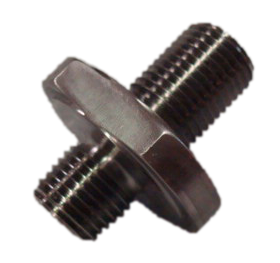Washer stud (1/2-20 threads for 20 kHz ultrasonic horn)